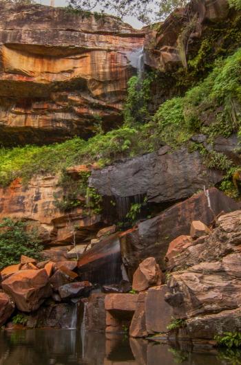 australian waterfall contact
